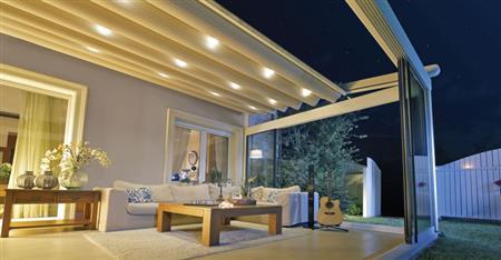 Bild für Kategorie Terrassenüberdachung