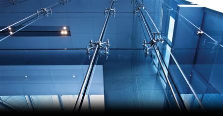 Bild für Kategorie Glaswand Spider