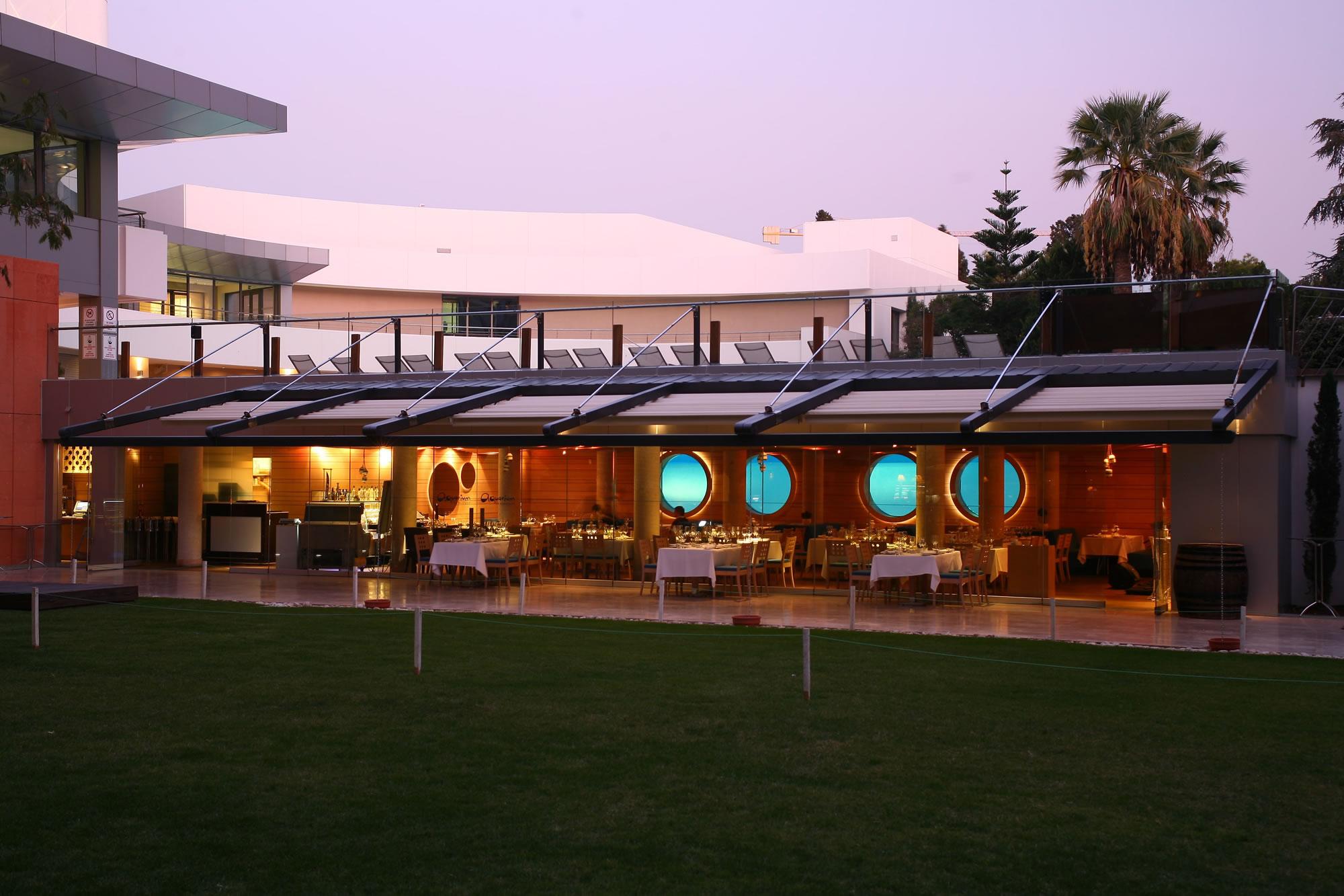 Bild von Pergola Panorama